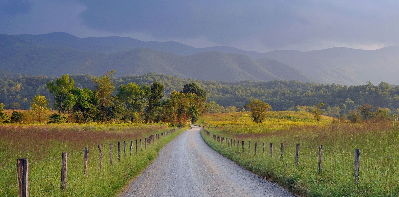 Cades Cove Mountains