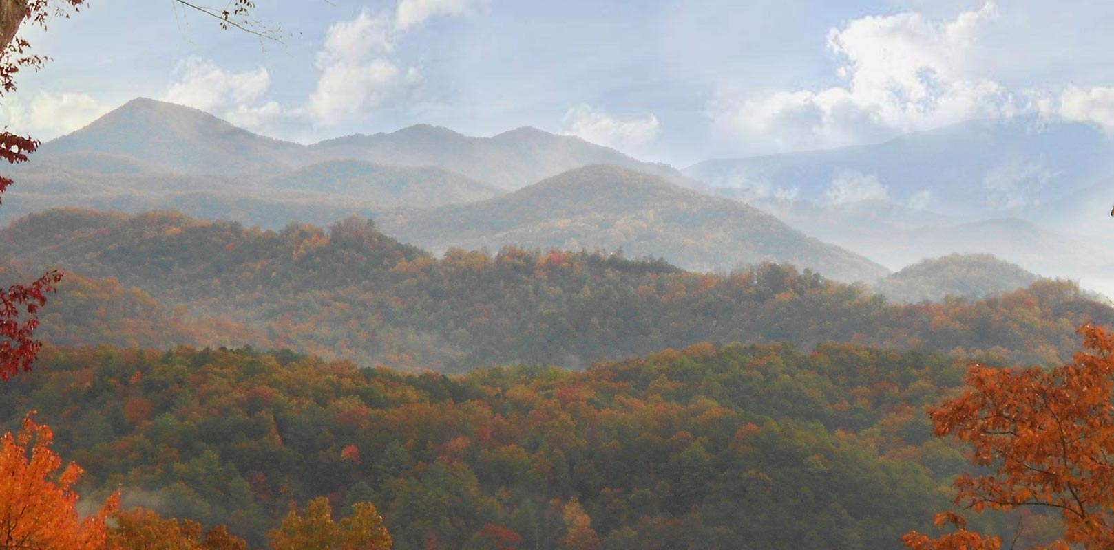 Great Smoky Mountains in Fall